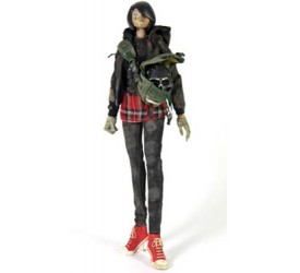 Adventure Kartel Action Figure 1/6 Shadowz 30 cm