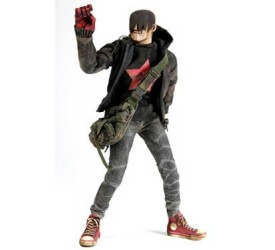 Adventure Kartel Action Figure 1/6 Tommyred 30 cm