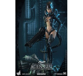 Alien vs Predator Hot Angel Series Action Figure 1/6 Alien Girl 29 cm