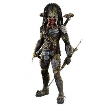 Alien vs. Predator Requiem Movie Masterpiece Action Figure 1/6 Wolf Predator (Heavy Weaponry) 35 cm