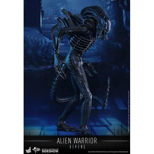 Alien Movie: Aliens Movie Masterpiece Action Figure 1/6 Alien Warrior 35 Cm