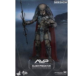 Aliens vs Predator Movie Masterpiece action figure the Elder Predator 1/6 scale figure 35 cm