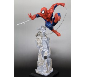 Amazing Spider Man Fine Art Statue 1/6 Spider-Man Unleashed 40 cm