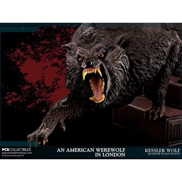 An American Werewolf In London Kessler Wolf 1 4 Scale