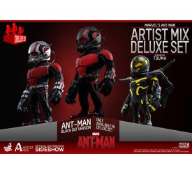 Ant-Man Artist Mix Bobble-Heads Deluxe Set 13 cm