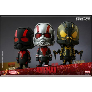 Ant-Man Cosbaby (S) Mini Figures Box Set 9 cm