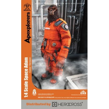 Apexplorers Space Explorer Adam 1/4 scale Figure 46 cm