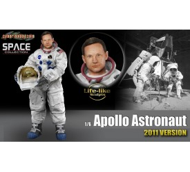 Apollo Astronaut - Apollo 11 Commander July 20 1969 (2011 Version) 12 inches