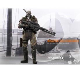 Appleseed Alpha Movie Masterpiece Action Figure 1/6 Briareos Hecatonchires 30 cm