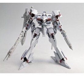 Armored Core For Answer Fine Scale Model Kit 1/72 Alicia White Pearl Version 22 cm