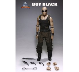 Art Figures Action Figure 1/6 boy black