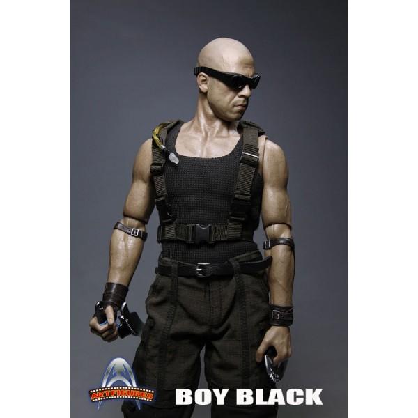 Art Figures Action Figure 1 6 Boy Black