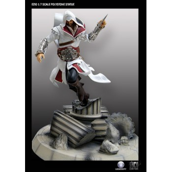 Assassins Creed Statue Ezio 38 cm