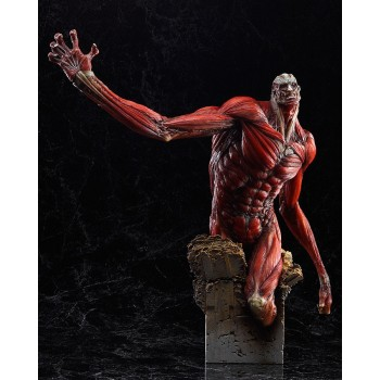 Attack on Titan Statue The Colossus Titan Takayuki Takeya Version 49 cm