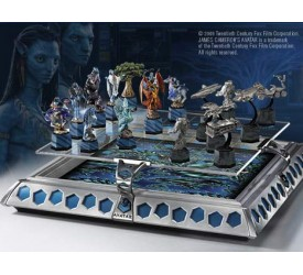 Avatar Collectors Chess Set