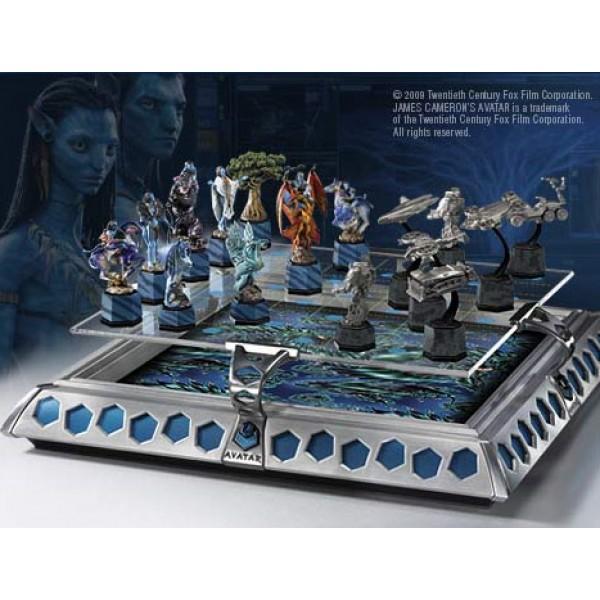 Avatar Collectors Chess Set