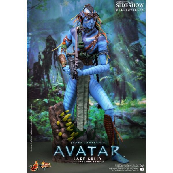 Avatar 6: Avatar Movie Masterpiece Action Figure 1/6 Jake Sully 45 Cm