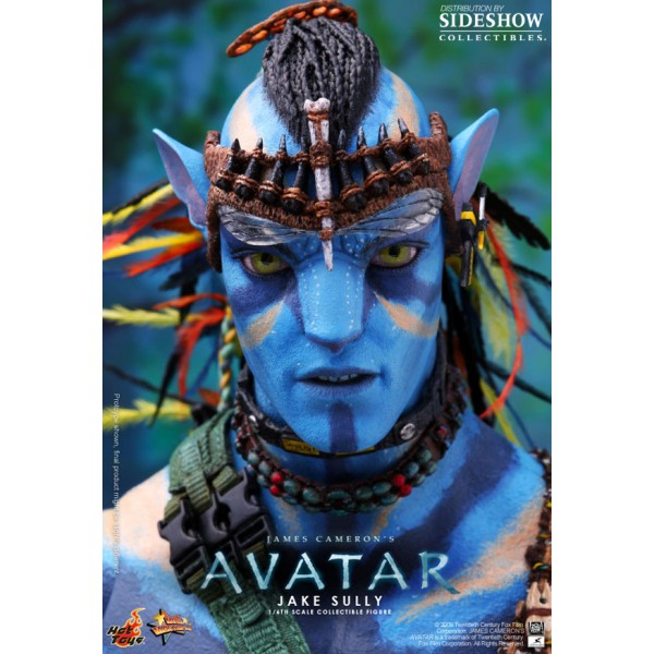 Recipe One Of The Movie Avatar: Avatar Movie Masterpiece Action Figure 1/6 Jake Sully 45 Cm
