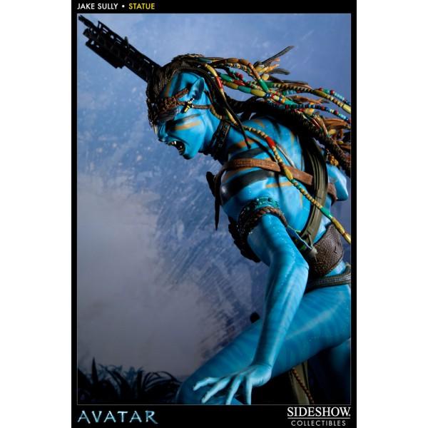 Avatar Jake Sully: Avatar Statue Jake Sully 48 Cm