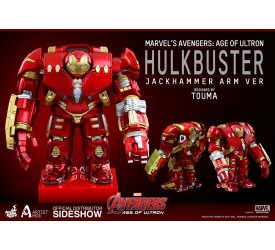 Avengers Age of Ultron Artist Mix Figure Hulkbuster Jackhammer Arm Version 14 cm