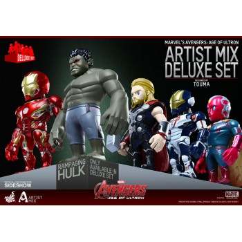 Avengers Age of Ultron Artist Mix Figures Series 2 Avengers Collectible Set 13 cm