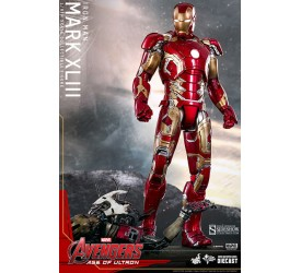Avengers Age of Ultron MMS Diecast Action Figure 1/6 Iron Man Mark 43 XLIII 30 cm
