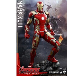 Avengers Age of Ultron Movie Iron Man Mark XLIII 1/4 Quarter Scale Figure 50 cm