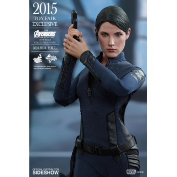 Avengers Age of Ultron Movie Masterpiece Action Figure 1/6 Maria Hill 28 cm