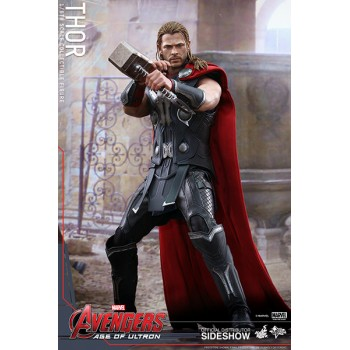 Avengers Age of Ultron Movie Masterpiece Action Figure 1/6 Thor 32 cm