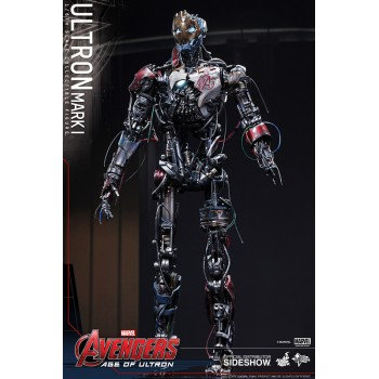 Avengers Age of Ultron Movie Masterpiece Series Ultron Mark I 1/6 Scale Figure 32 cm