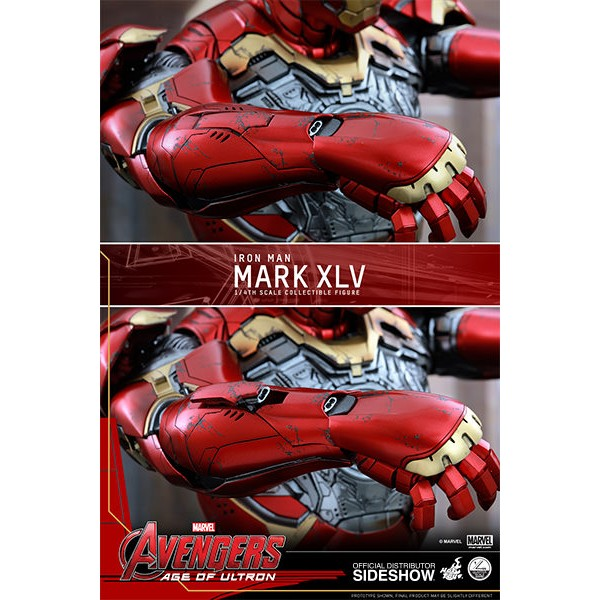 Avengers Age of Ultron QS Series Actionfigur 1/4 Iron Man