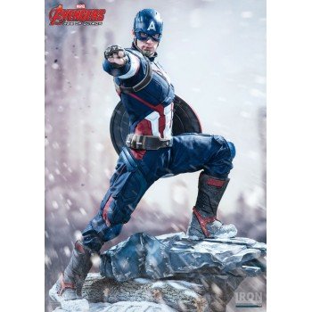 Avengers Age of Ultron Statue 1/4 Captain America 55 cm