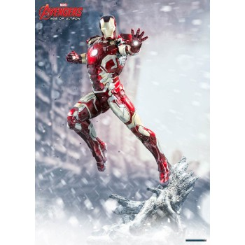 Avengers Age of Ultron Statue 1/4 Iron Man Mark XLIII 68 cm