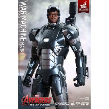 Avengers Age of Ultron War Machine Mark II Diecast 1/6 Scale Collectible Figure 30 cm