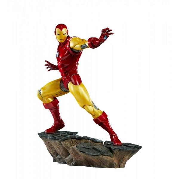 avengers assemble statue 1 5 iron man 40 cm. Black Bedroom Furniture Sets. Home Design Ideas