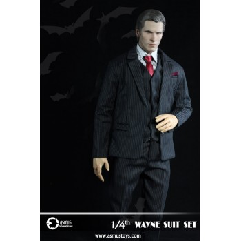 ASMUS TOYS 1/4 SCALED SERIES THE WAYNE SUIT