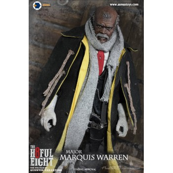 Asmus Toys The Hateful Eight Series Major Marquis Warren 31 cm
