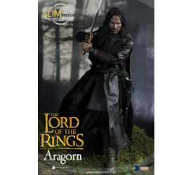 Asmus Toys The Lord of the Rings Series Aragorn (Slim Version)
