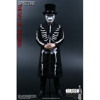 BLACKBOX 1/6 GUESS ME SERIES SPECTRE THE DAY OF THE DEAD
