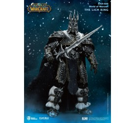 World of Warcraft Wrath of the Lich King Arthas Menethil 8 inch Figure 22 cm