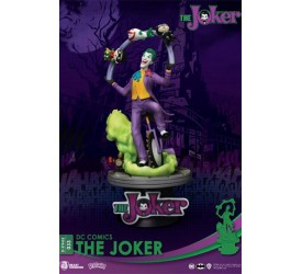 DC Comics D-Stage PVC Diorama The Joker 15 cm