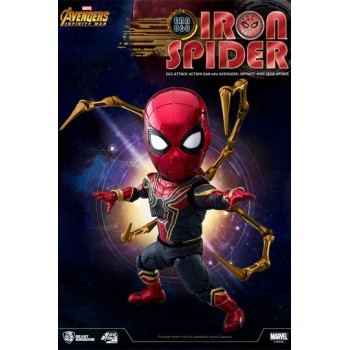 Avengers Infinity War Egg Attack Action Figure Iron Spider 16 cm
