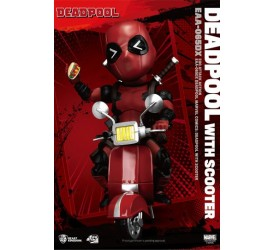 Marvel Comics Egg Attack Action Figure Deadpool Deluxe Version 17 cm