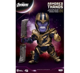 Avengers Endgame Egg Attack Action Figure Armored Thanos 23 cm