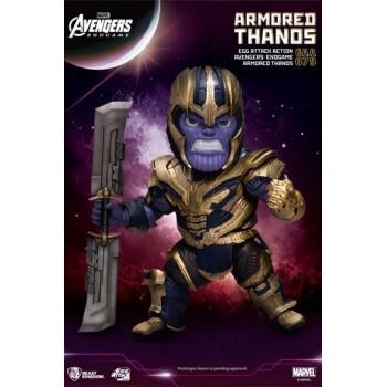 Avengers Endgame Egg Attack Action Figure Armored Thanos 23 cm