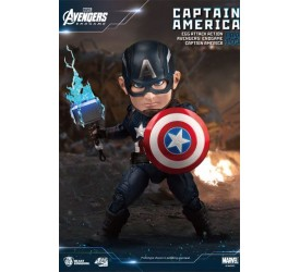 Avengers: Endgame Egg Attack Action Figure Captain America 17 cm