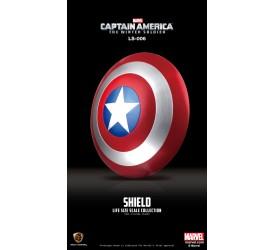 Marvel Captain America Winter Soldier Vibranium Shield Life Sized Replica