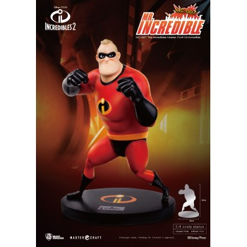 Disney The Incredibles Mr. Incredible Statue 45 CM
