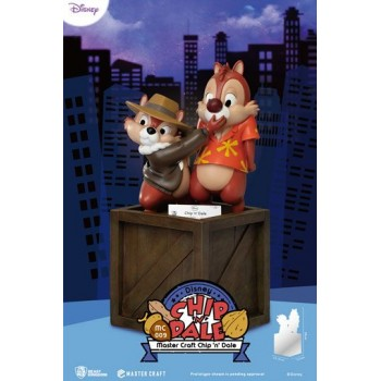 Chip 'n Dale Rescue Rangers Master Craft Statue 35 cm