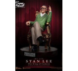 Stan Lee Master Craft Statue The King of Cameos 33 cm
